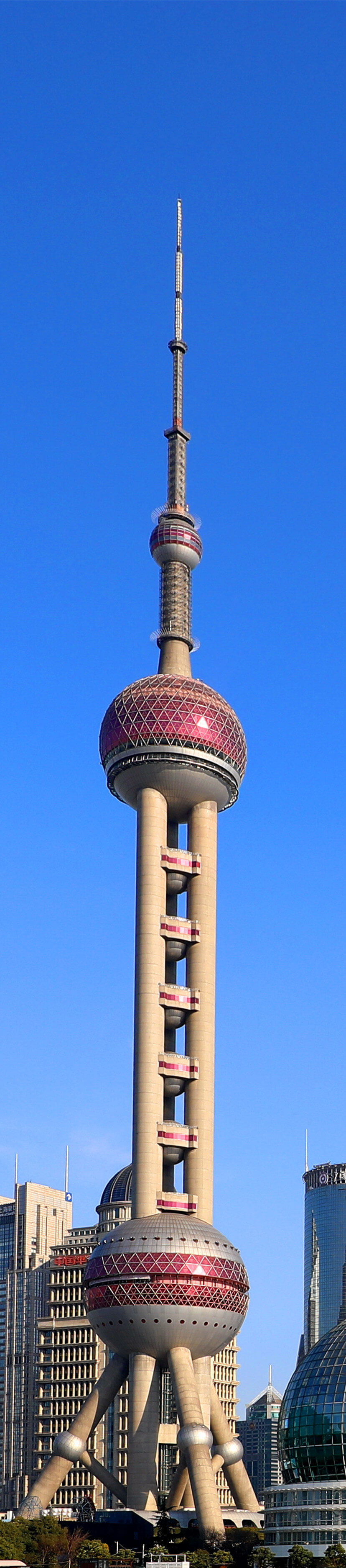 Shanghai Oriental Pearl Radio& TV Tower
